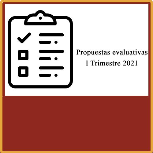 Propuesta Evaluativa